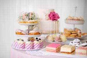 sladkosti pre deti na svadbe