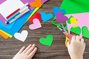 detský kreatívny kútik 1