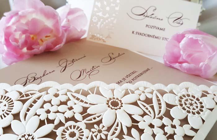 Svadobné oznámenie, ako vybrať?