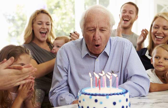 Pozvánky na oslavu 50. narodenín