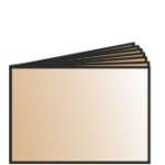 Kniha hostí malá